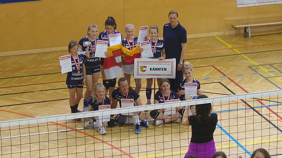 Volleyball Vizemeister